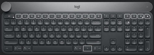Customize and use the Craft keyboard F-keys – Logitech Support +