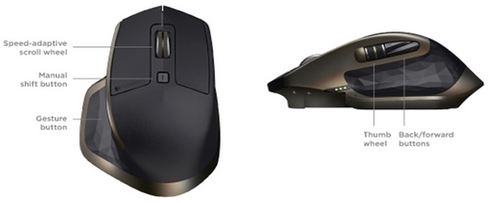 How To Customize Mouse Buttons With Logitech Options
